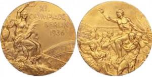 Medallas Berlin 1936