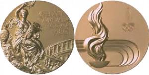 Medallas Moscu 1980