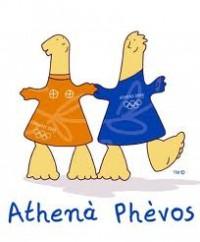 Mascotas Atenas 2004