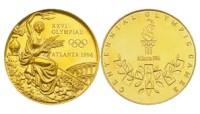 Medallas Atlanta 1996